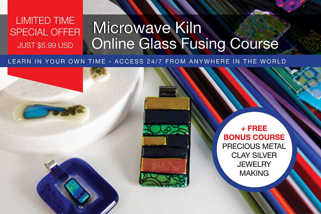 Glass-Fusing-Microwave-Kiln-Kraftfun-Course